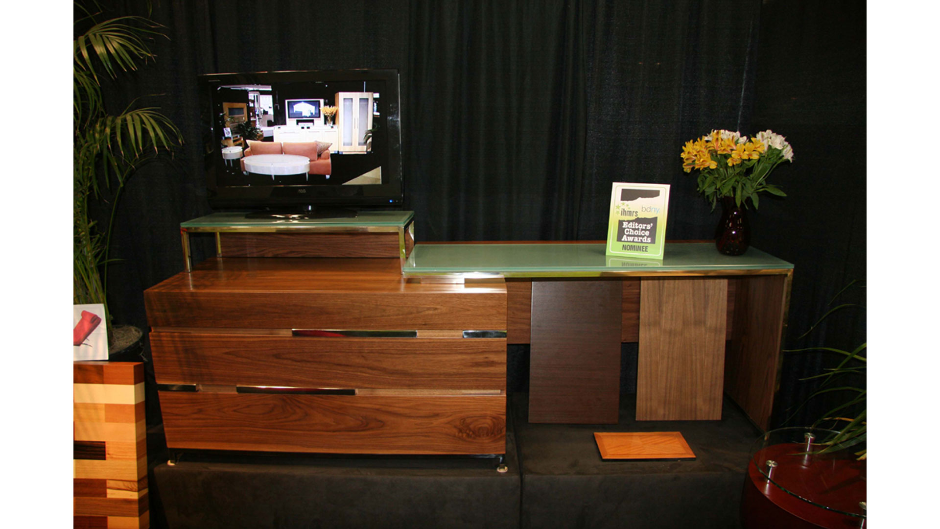 NOV 2011 Furniture Design Studios, Inc. Was A Nominee For The U201cBest Of  Showu201d Award For The Village Collection At The 2011 International  Hotel/Motel And ...